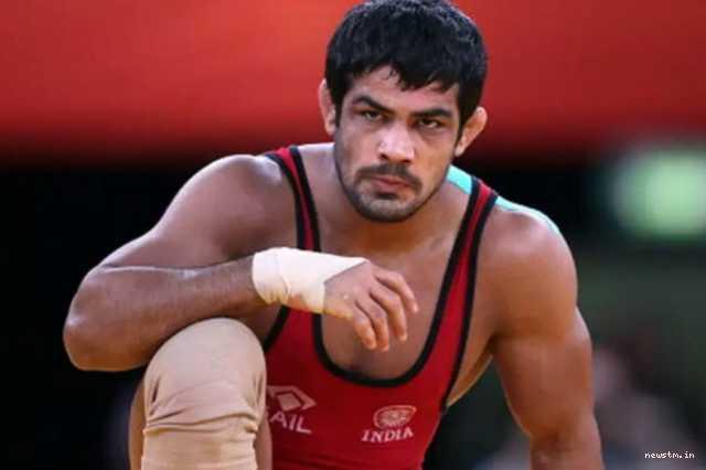 delhi-police-registered-fir-against-wrestler-sushil-kumar