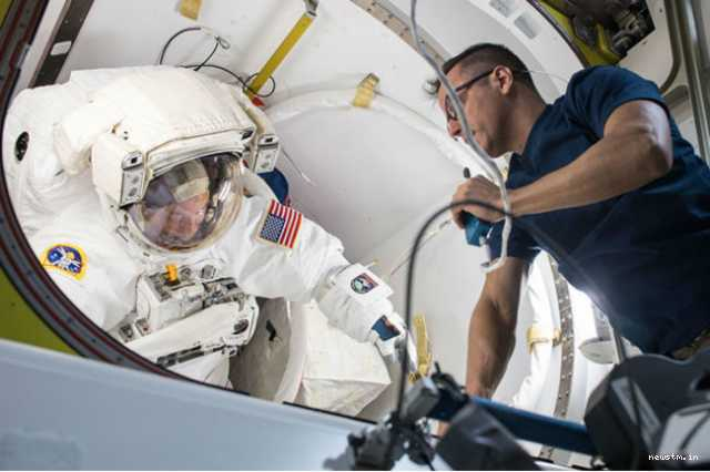 nasa-astronauts-conduct-first-spacewalk-of-2018