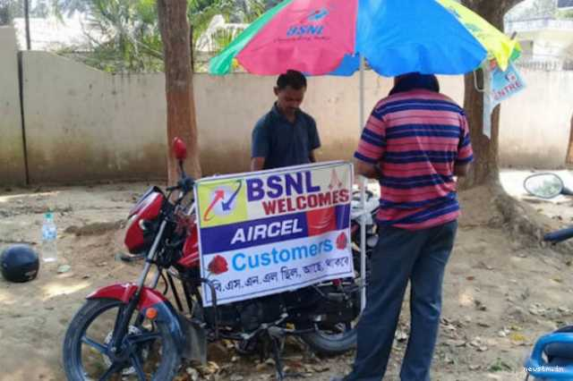 aircel-shutdown-more-than-1-lakh-customers-join-bsnl-network