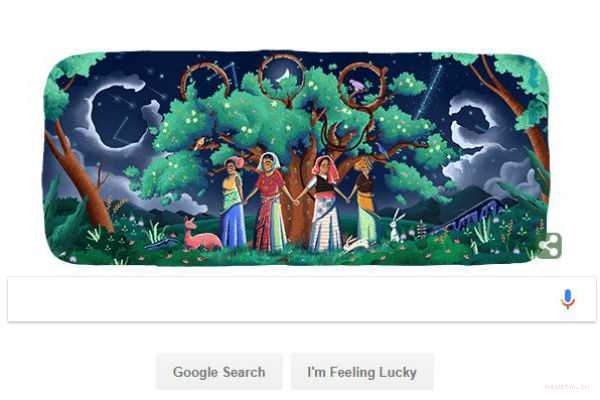 today-s-google-doodle-marks-45th-anniversary-of-chipko-movement-a-conservation-initiative