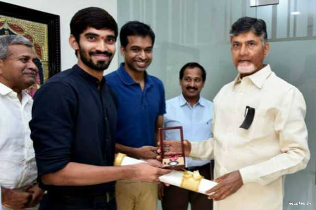 srikanth-kidambi-appoints-as-deputy-collector-by-andhra-pradesh