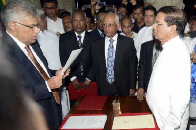 6-ministers-quit-from-srilankan-unity-government