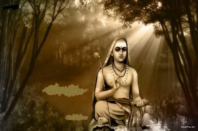 today-sri-sankara-jayanti