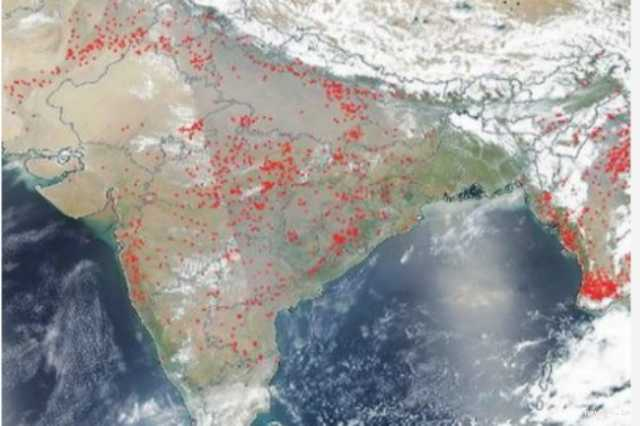 nasa-images-from-the-past-ten-days-show-large-parts-of-india-are-dotted-with-fires