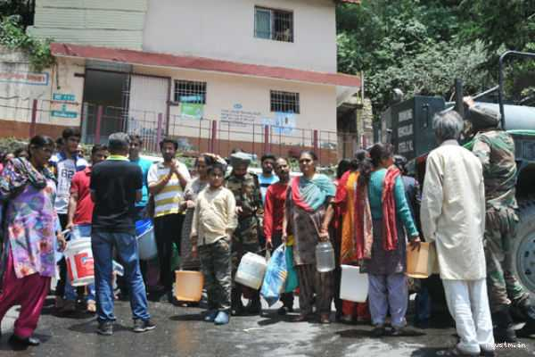 government-schools-in-shimla-to-shutdown-for-5-days-due-to-water-crisis