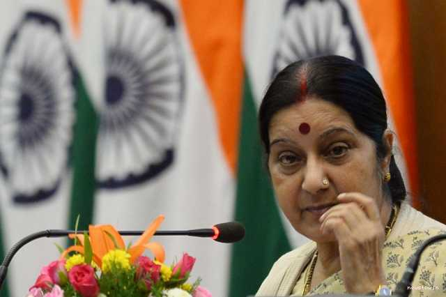 sushma-swaraj-s-plane-out-of-contact-for-14-minutes
