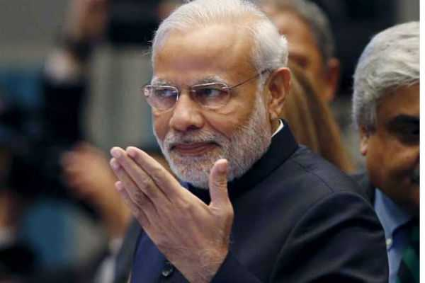 man-cheque-of-nine-paise-to-prime-minister-narendra-modi