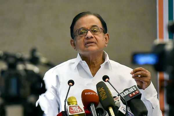 former-financial-minister-p-chidambaram-appeared-before-cbi