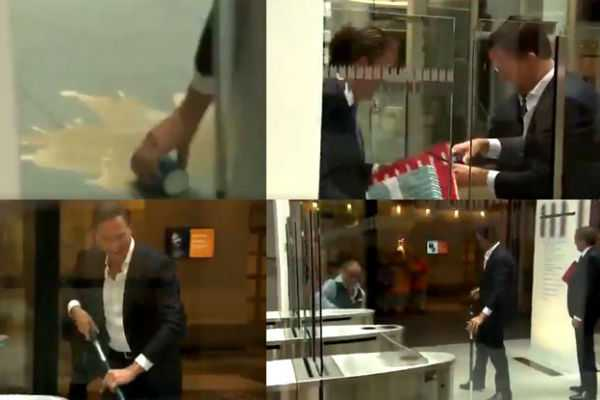netherland-pm-mark-rutte-cleans-up-his-coffee-spill