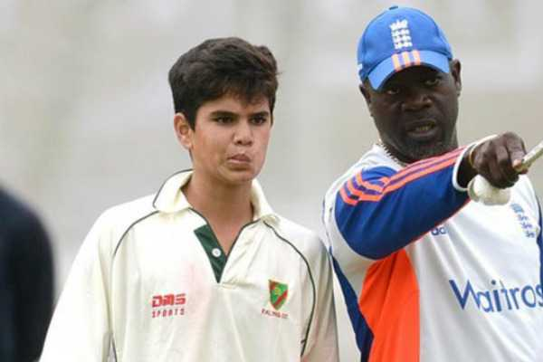 arjun-tendulkar-named-in-indian-u-19-squad-for-sri-lankan-tour