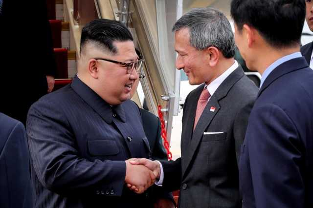 kim-jong-un-arrives-in-singapore-for-summit