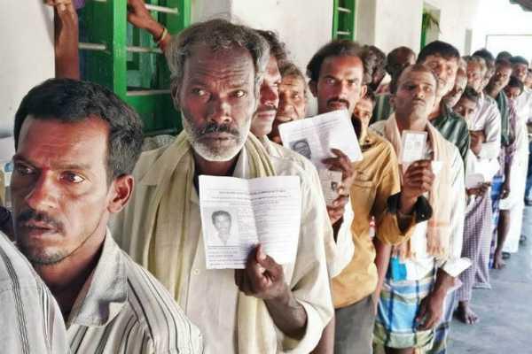 voting-starts-in-jayanagar-assembly-karnataka