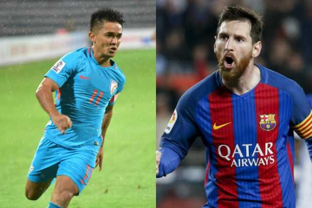 sunil-chhetri-equals-lionel-messi-s-record