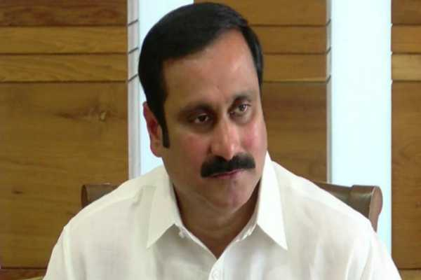 anbumani-ramadoss-condemned-to-central-govt-for-stuffing-hindi-language-in-all-states