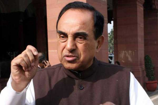 subramanian-swamy-tweet-about-president-rejects-tamil-nadu-s-plea-to-release-rajiv-case-convicts