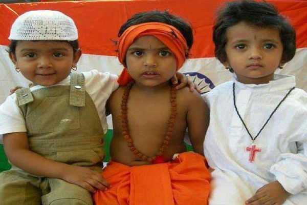 children-in-india-show