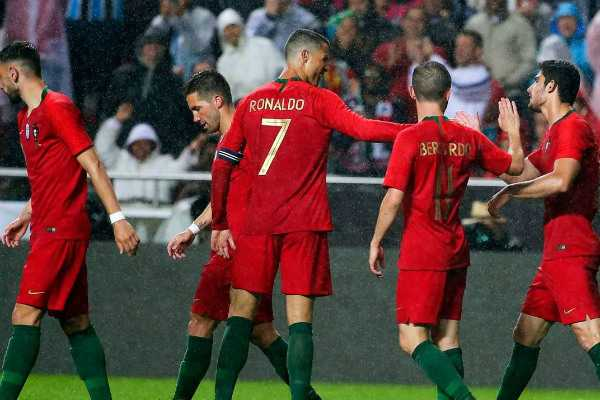 portugal-captain-ronaldo-scores-hattrick-to-hold-off-spain