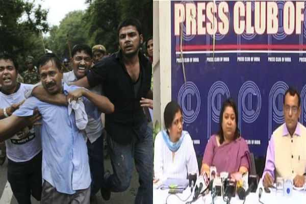 not-on-strike-being-victimised-delhi-s-ias-officers-tell-media