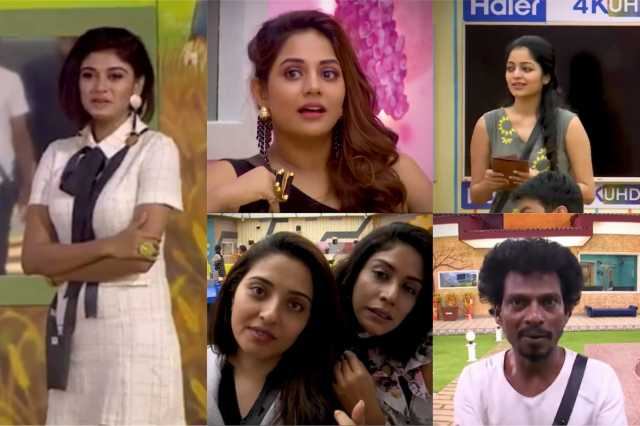 biggboss-day-2-what-happened-in-bigg-boss-house-janani-became-first-leader-of-this-season-biggbosstamil2