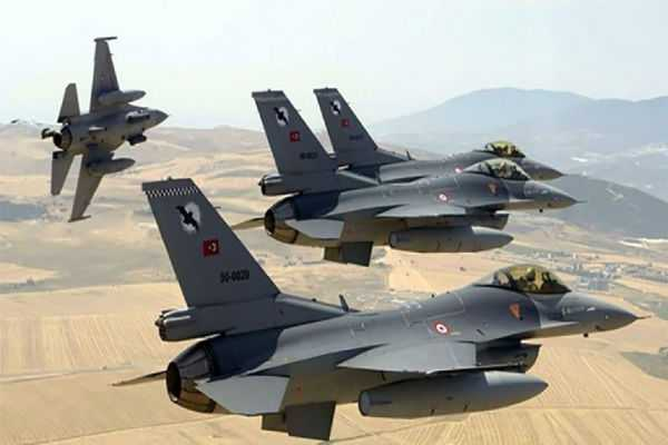 turkish-air-strikes-kill-26-militants-in-southeast-turkey-iraq-army