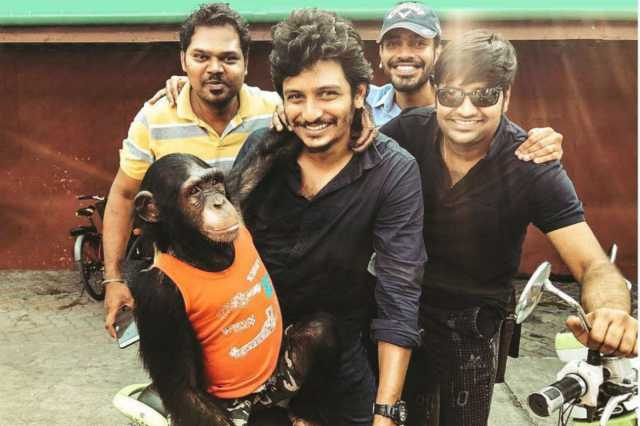 jiiva-s-gorilla-movie-first-look-release-date