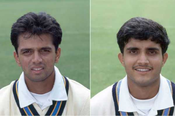 on-this-day-dravid-and-dada-played-their-debut-test-match