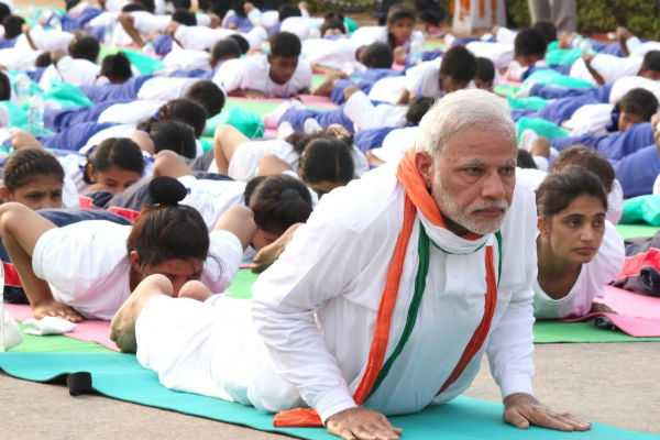 modi-tweet-about-yoga