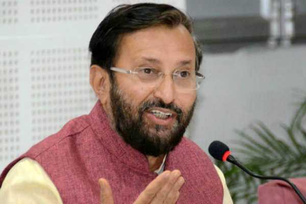 central-minister-prakash-javadekar-press-meet-in-chennai