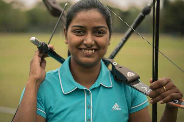 indian-archer-deepika-kumari-wins-gold-at-world-cup