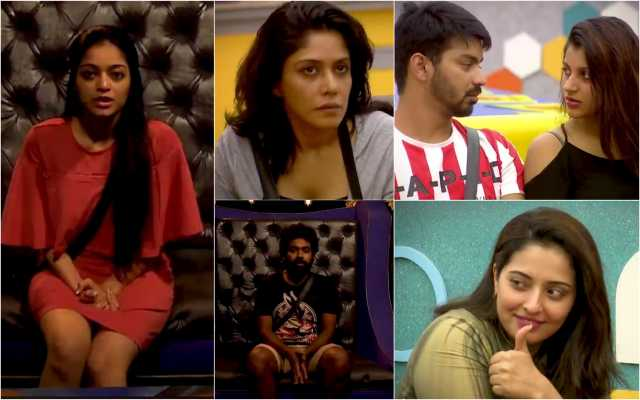 biggboss-day-8-nithya-becomes-new-leader