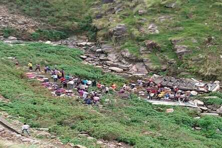 uttarakhand-48-dead-as-bus-falls-into-a-gorge