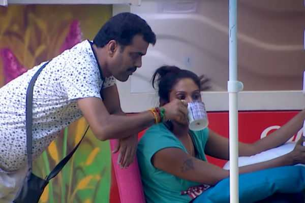 biggboss-promo-changes-in-balaji-s-activities-after-kurumpadam