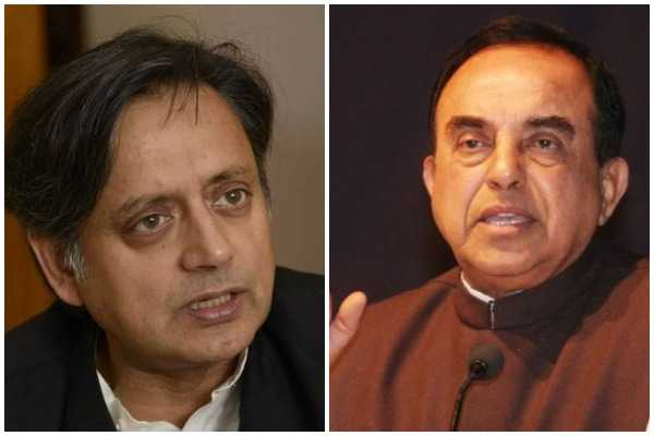 tharoor-can-t-meet-his-overseas-girlfriends-now-says-swamy-after-bail-order