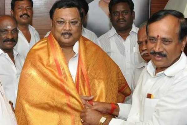 m-k-azhagiri-is-the-central-minister-s-post-bending-bjp