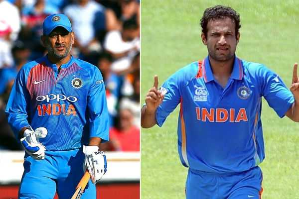 dhoni-is-pillar-of-indian-cricket-team-irfan-pathan