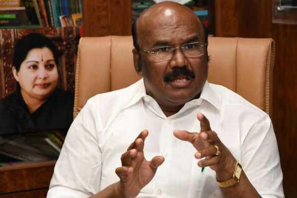 minister-jayakumar-blames-h-raja