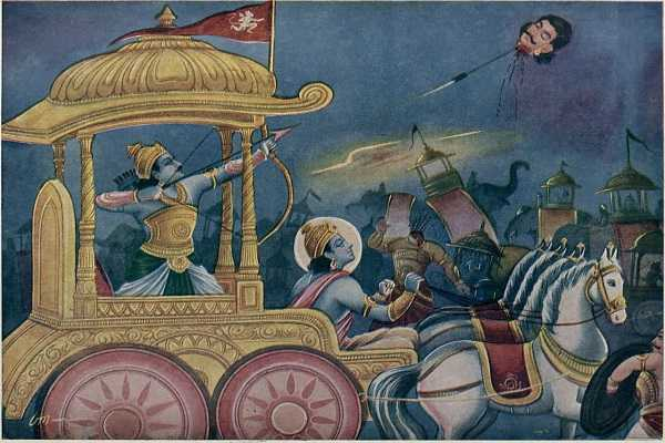 the-story-of-the-mahabharata-good-and-bad-cause-from-our-own-deed