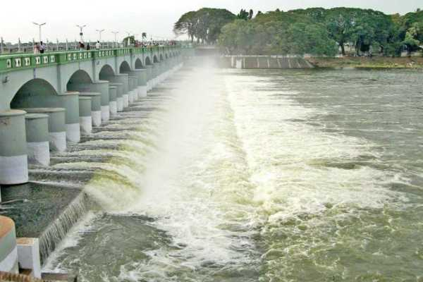water-from-the-dams-of-cauvery-river