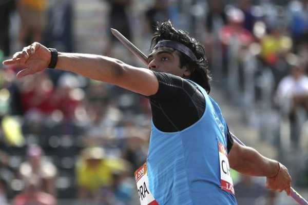 neeraj-chopra-wins-gold-in-sotteville-athletics-meet