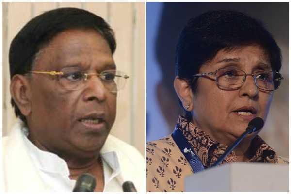 kiranbedi-acts-as-a-agent-of-bjp-says-narayanasamy