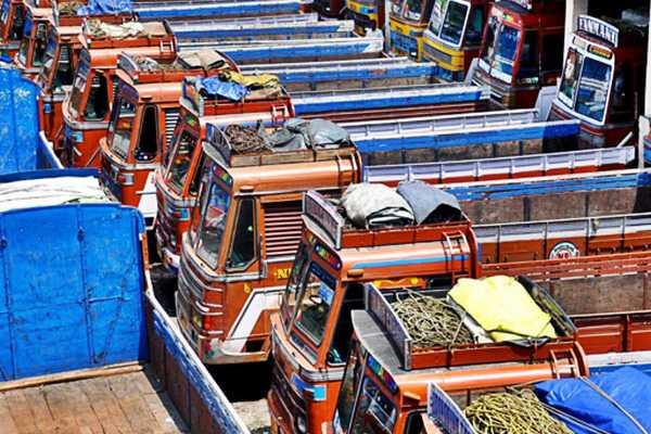 lorries-strike-enters-fourth-day