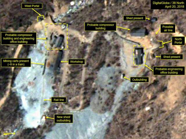 report-says-images-indicate-north-korea-dismantling-test-site-facilities