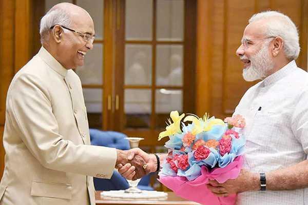 pm-narendra-modi-congratulates-president-ram-nath-kovind