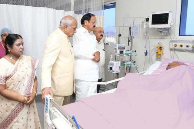 kauvery-s-medical-report-about-karunanidhi-is-suspected