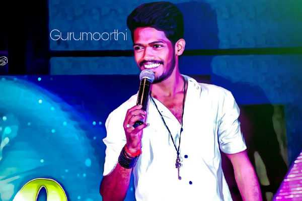 adithya-tv-anchor-debuts-in-gajinikanth-movie