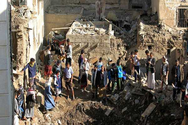 dozens-killed-in-saudi-air-raids-on-hodeidah