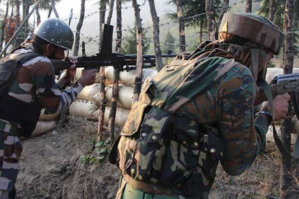 four-terrorists-were-killed-by-security-forces-in-jammu-and-kashmir