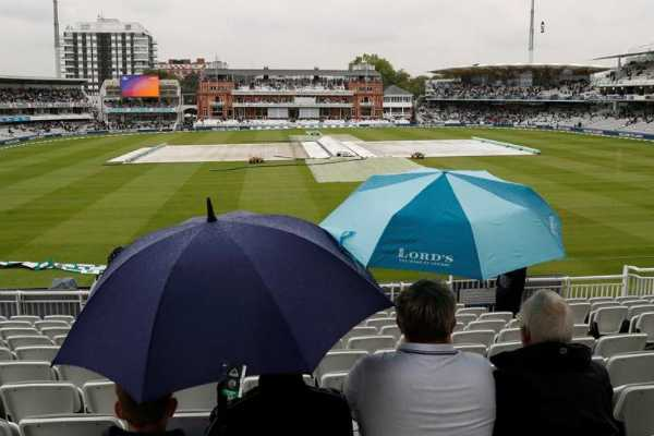 india-vs-england-2nd-test-early-lunch-has-been-taken-due-to-rain