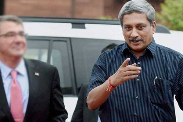 goa-chief-minister-manohar-parrikar-to-fly-to-us-for-his-treatment
