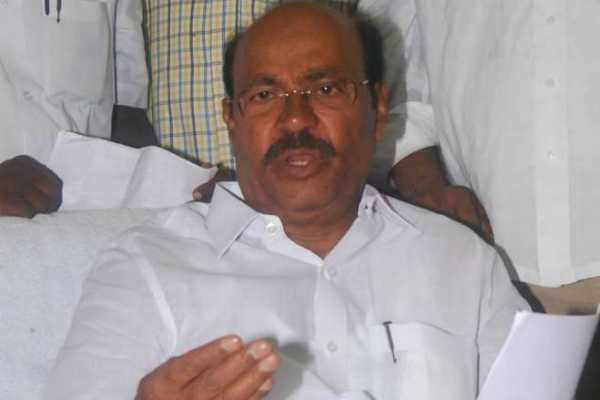 pmk-founder-ramadoss-condemned-about-judges-were-ill-treated-in-chief-justice-swearing-in